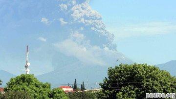 В Никарагуа эвакуировали более 3 тыс человек из-за извержения вулкана