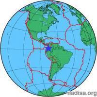 В Колумбии зафиксировано землетрясение магнитудой 7,4