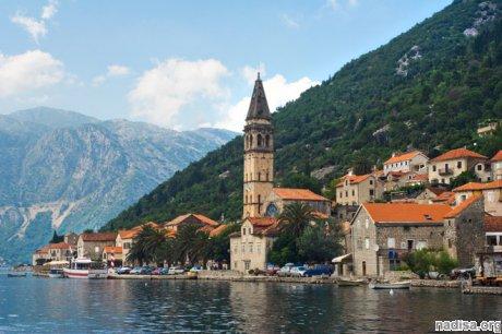 В Черногории произошли два землетрясения за одни сутки
