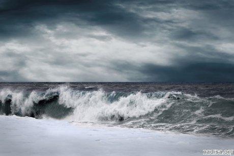 Черное море затрясло