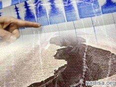 В Индонезии произошло первое в этом году землетрясение