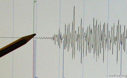 В Италии произошло землетрясение магнитудой около пяти баллов, жертв и разрушений нет