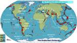 Серию землетрясений пережила планета в последние 72 часа