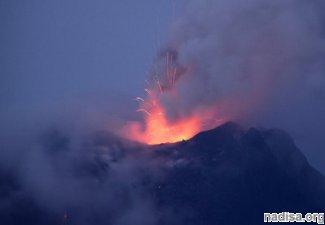 Эквадор эвакуирует людей в провинциях из-за активности вулкана