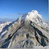 На Камчатке вулкан Шивелуч снова выбросил столб пепла на высоту 6 км
