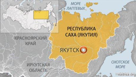 Землетрясение магнитудой 4,0 произошло в Якутии