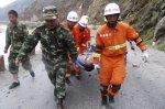 На юго-западе Китая произошло землетрясение, есть жертвы
