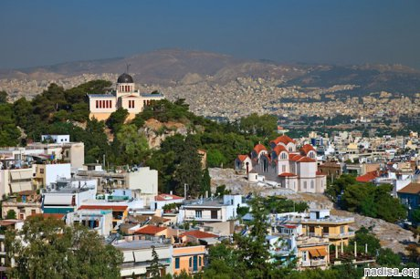 Греция пережила очередное землетрясение