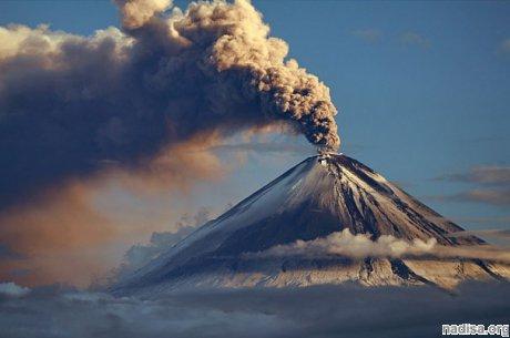 Сенсационное открытие - вулканы работают по часам!