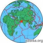 В Пакистане произошло землетрясение магнитудой 7,8