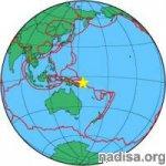 Землетрясение магнитудой 7,1 произошло у берегов Папуа-Новой Гвинеи