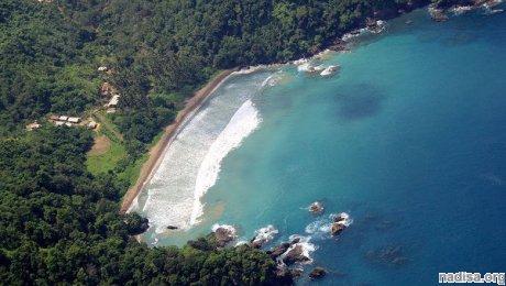 Землетрясение магнитудой 5,5 произошло у острова Суматра