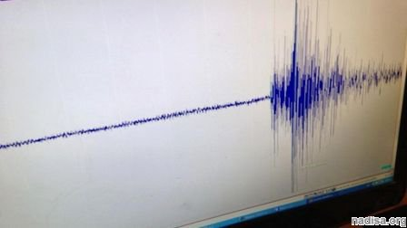 В Туве зафиксировано очередное землетрясение