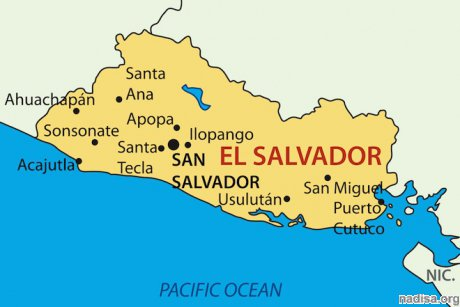 Сильное землетрясение произошло у побережья Сальвадора