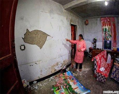 В Китае произошло 5,1-балльное землетрясение