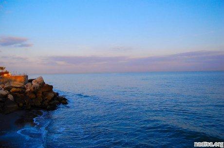 Мощное землетрясение произошло в Каспийском море