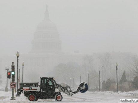 В штате Вашингтон объявлено предупреждение о возможном сходе оползня