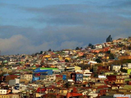 В Чили вновь проснулась подземная стихия
