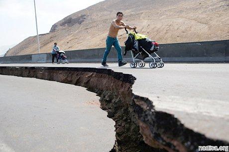 Чили продолжает трясти