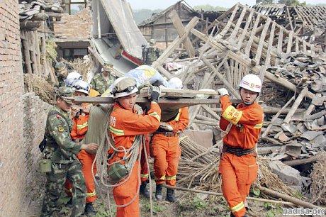 Более 20 человек пострадали в результате землетрясения в Китае
