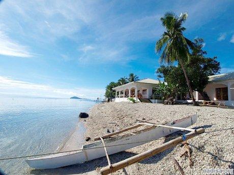 На Филиппинах произошло землетрясение магнитудой 5,5