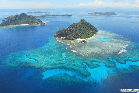 У побережья Фиджи возникло землетрясение мощностью 6,8