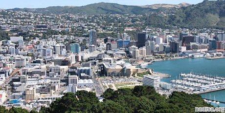 Новозеландская столица пережила 5,1-балльное землетрясение