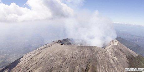 Сальвадорский вулкан Чапаррастике готовится к крупному извержению