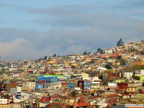 У северного побережья Чили произошло землетрясение магнитудой 5,5