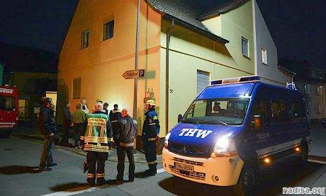 Землетрясение произошло в Германии