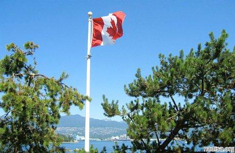 Мощное землетрясение всколыхнуло Канаду
