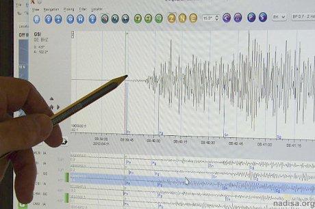В Китае произошло землетрясение магнитудой 4,4