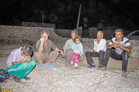 У побережья Ирана произошло землетрясение магнитудой 5,1