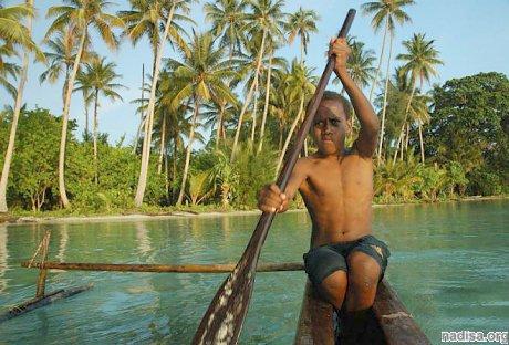У берегов Папуа- Новой Гвинеи произошло землетрясение магнитудой 6,1
