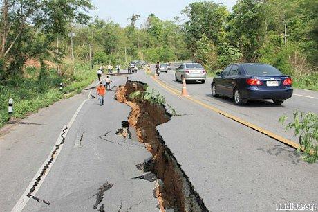 В Таиланде после мощного землетрясения зафиксировано более 270 афтершоков