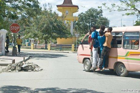 Вблизи Восточного Тимора произошло землетрясение магнитудой 6,1