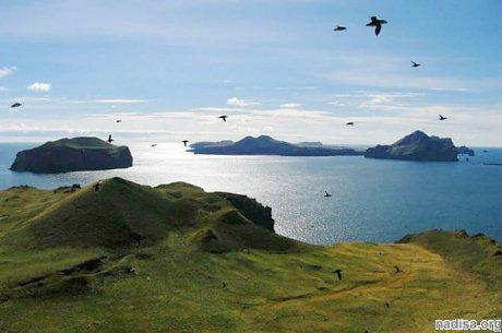 Мощное землетрясение всколыхнуло Исландию
