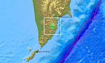 На Камчатке произошло землетрясение магнитудой 5,7
