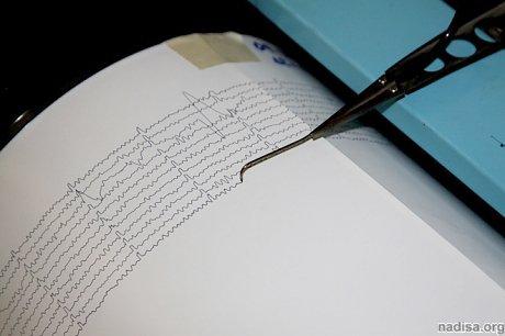 В Камчатском регионе произошло 4 землетрясения
