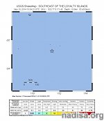 Strong M6.1 earthquake registered east of New Caledonia