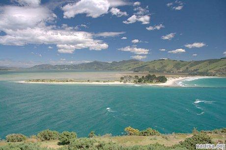 Сильное землетрясение прогремело у берегов Новой Зеландии
