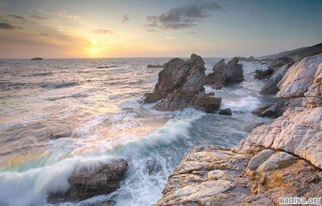 Мощное землетрясение произошло у побережья Калифорнии