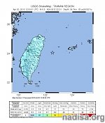 Two new strong and shallow quakes registered off the coast of Taiwan