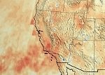 California «rain debt» equal to average full year of precipitation
