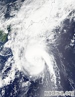 Tropical Storm «Etau» hits mainland Japan, heavy rain causes flooding and landslides