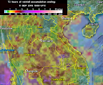 Severe flooding and landslides across Vietnam and Laos