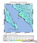 Strong and shallow M6.6 earthquake hits Gulf of California