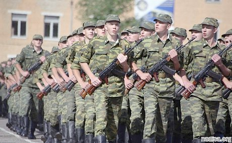 Армия существует для того, чтобы воевать
