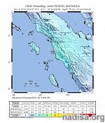 Series of earthquakes hit Sumatra prompting fears of possible tsunamis, Indonesia