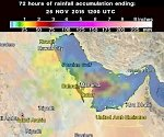 A year's worth of rainfall batters Doha, Qatar in one day, Saudi Arabia inundated again